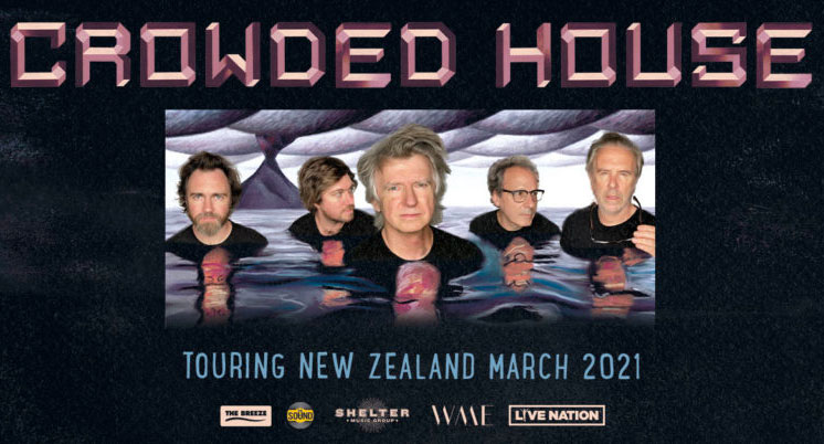 Crowded House announces March 2021 tour
