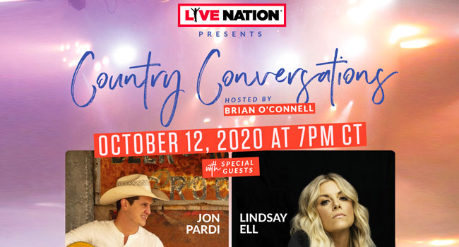 Live Nation Country Conversations