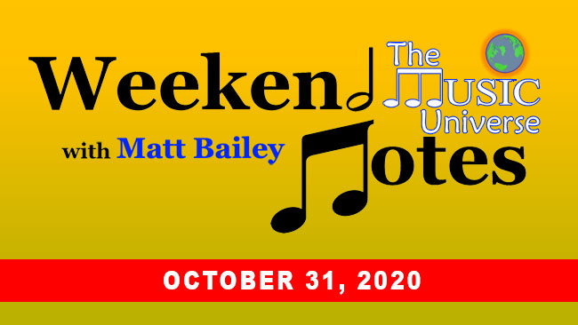 Weekend Notes 10-31-20