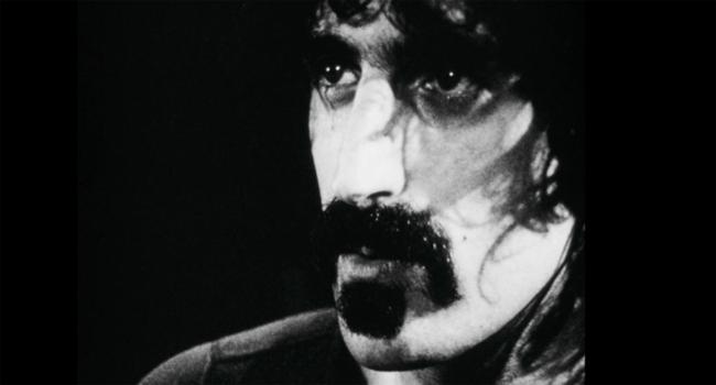 Zappa documentary available Nov 27th