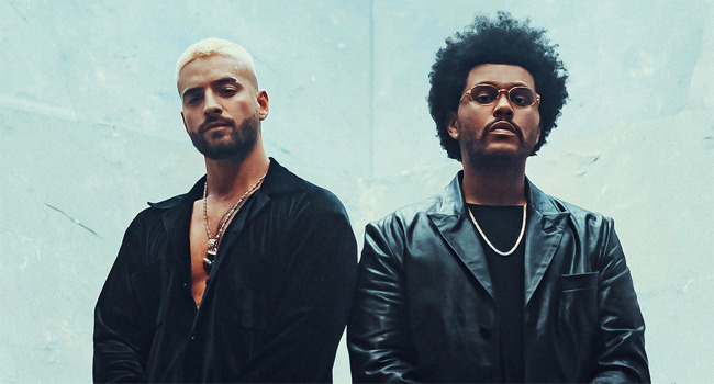 Maluma & The Weeknd