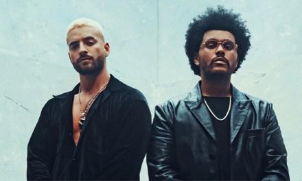Maluma, The Weeknd unite for 'HAWÁI' remix