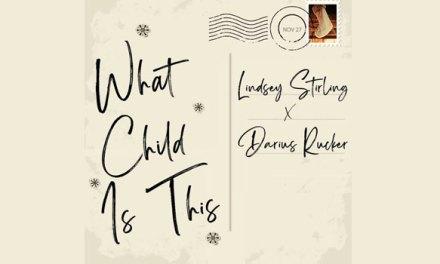 Darius Rucker, Lindsey Stirling release Christmas single