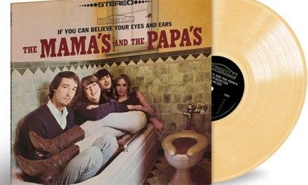 The Mamas & The Papas debut gets vinyl reissue