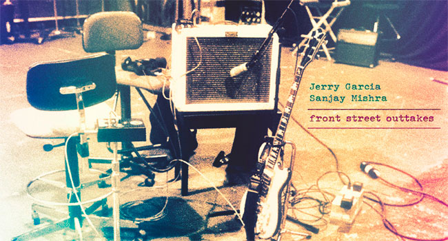 Jerry Garcia outtakes album released