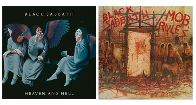 Black Sabbath releasing two Ronnie James Dio-fronted deluxe albums