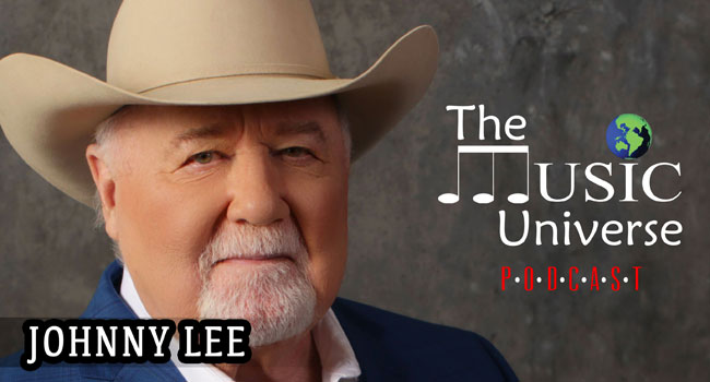 Johnny Lee on The Music Universe Podcast
