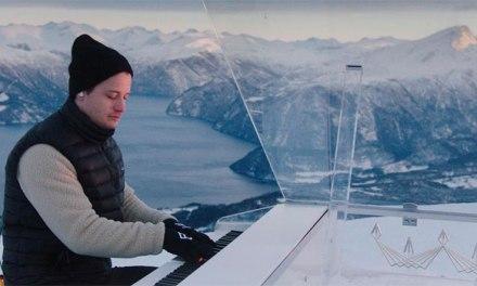 Kygo announces unique livestream via Norway mountaintop
