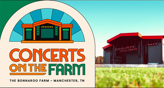 Bonnaroo - Concerts on the Farm