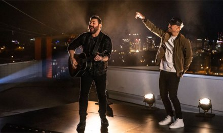 Chris Young & Kane Brown 'Famous Friends' spends second week at No 1
