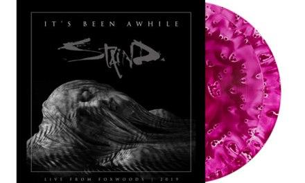 Staind releases 'Mudshovel' live track