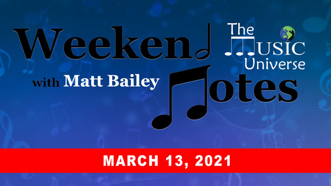 The Weeknd, Morgan Wallen top your Weekend Notes for March 13, 2021