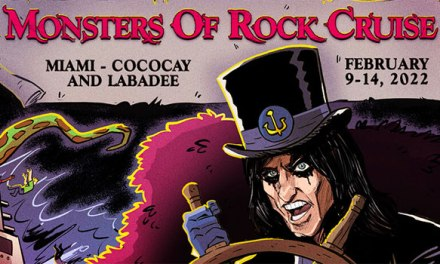 Monsters of Rock Cruise announces 2022 dates with Alice Cooper