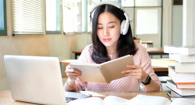 Benefits of using music while studying