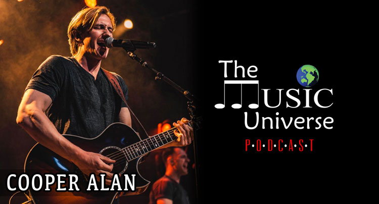 Cooper Alan on The Music Universe Podcast