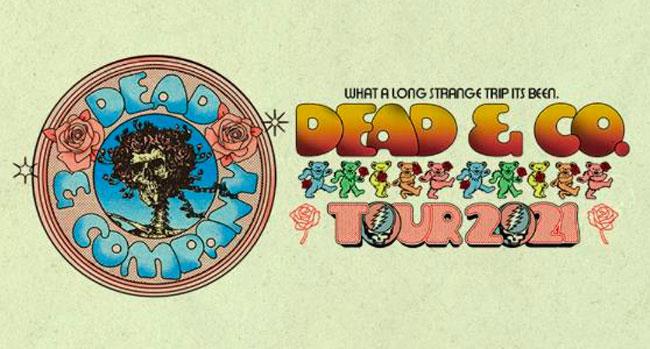 Dead & Company 2021 Tour