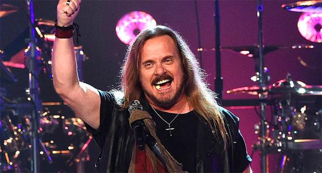 Lynyrd Skynyrd's Johnny Van Zant contracts COVID