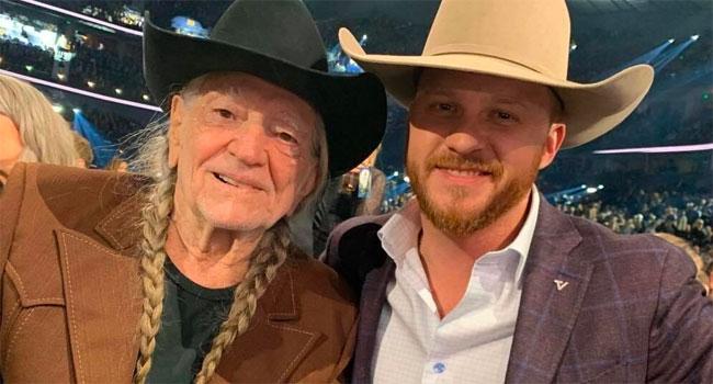 Cody Johnson releases Willie Nelson duet