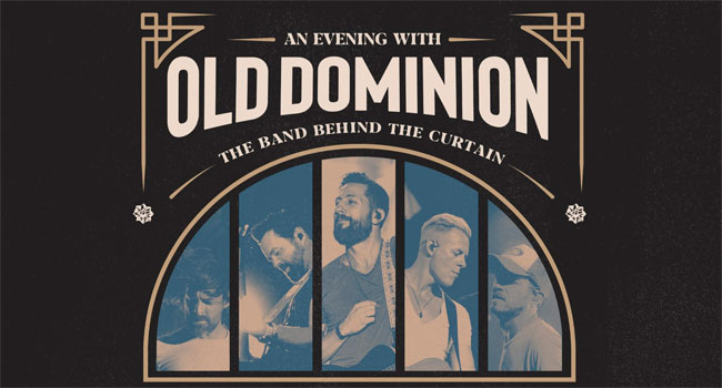 Old Dominion Live From The Ballpark
