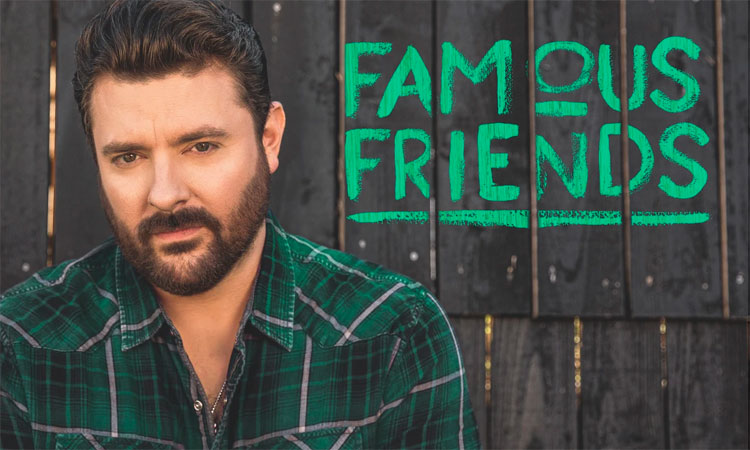 Chris Young sets 'Famous Friends' for Aug