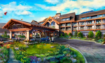 Dollywood announces new resort property