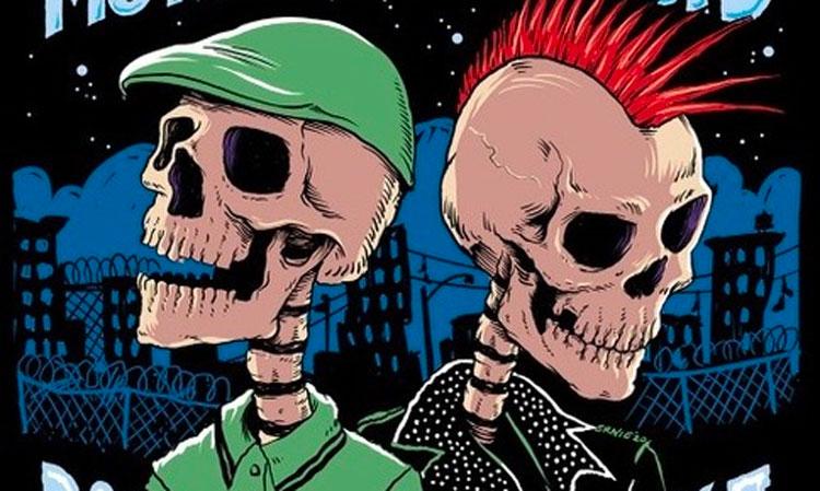 Dropkick Murphys team with Rancid for co-headlining Boston to Berkeley II US tour