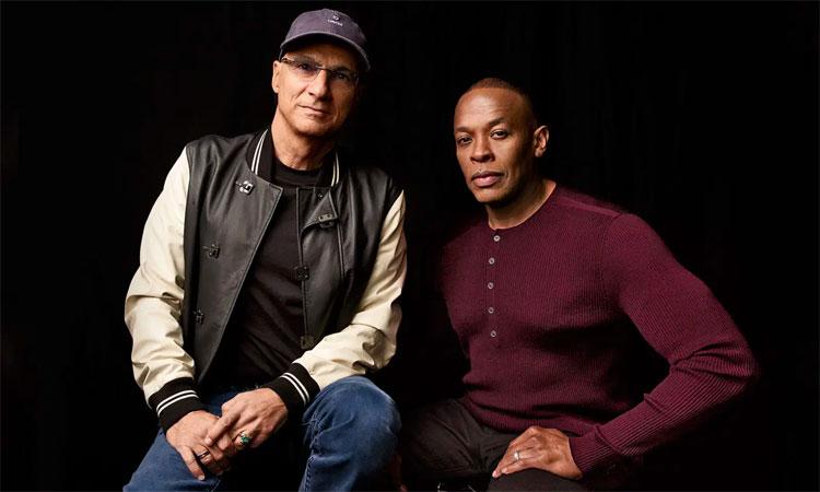 Jimmy Iovine & Dr Dre