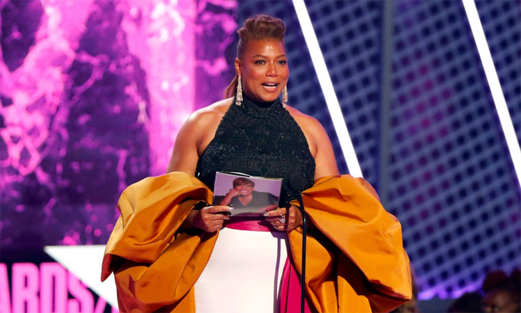 Queen Latifah on the BET Awards 2021