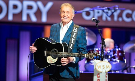 Bill Anderson celebrates 60th anniversary as Grand Ole Opry member