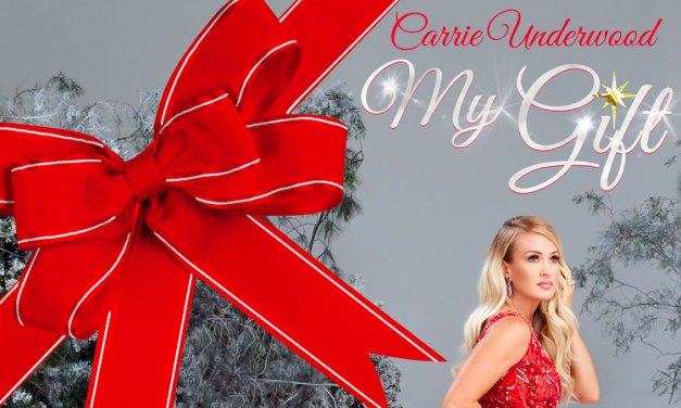 Carrie Underwood unwraps 'My Gift' Special Edition