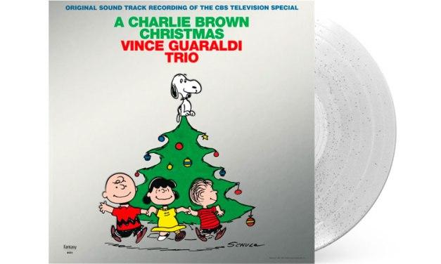 Vince Guaraldi Trio's 'A Charlie Brown Christmas' gets silver foil vinyl reissue