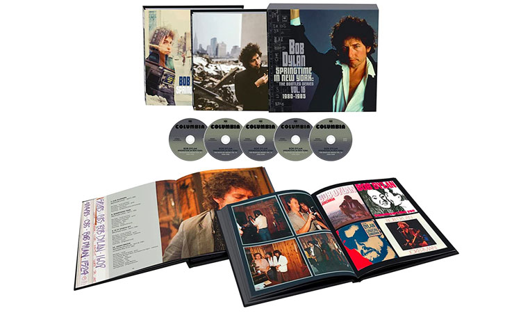 Bob Dylan announces 'Springtime in New York' Bootleg packages