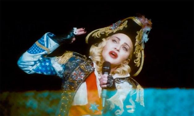 Paramount+ announces Madonna 'Madame X' concert documentary
