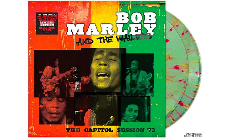 Bob Marley And The Wailers: The Capitol Session '73
