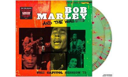 Bob Marley 'The Capitol Sessions 73' detailed