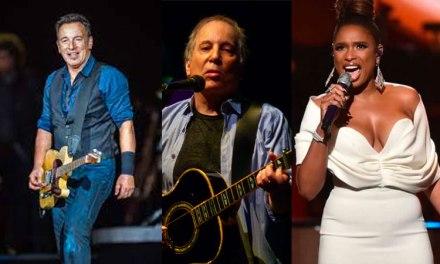 Bruce Springsteen, Paul Simon, Jennifer Hudson headlining New York City 'Homecoming Concert'