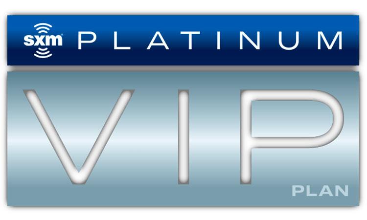 SiriusXM VIP Platinum