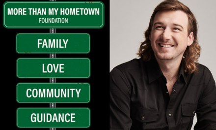 Morgan Wallen launches More Than My Hometown Foundation