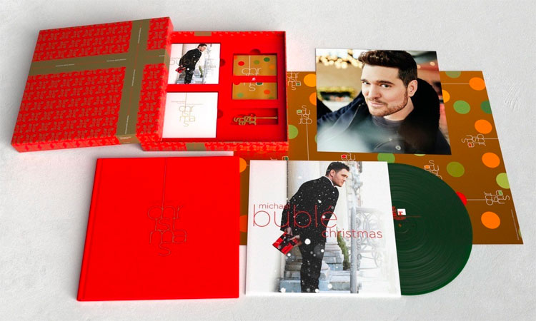 Michael Buble - Christmas Super Deluxe Limited Edition Box Set