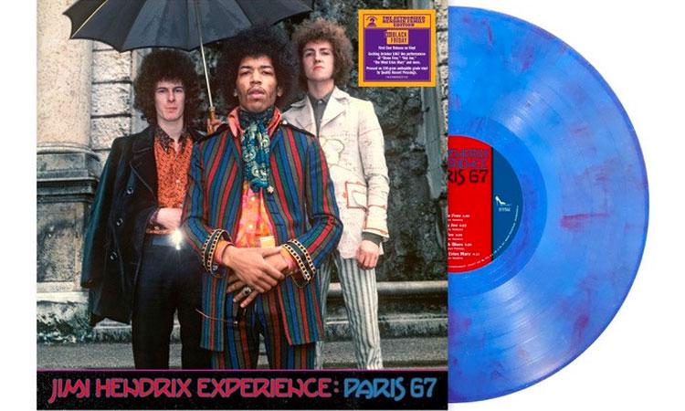 Jimi Hendrix Experience: Paris 67
