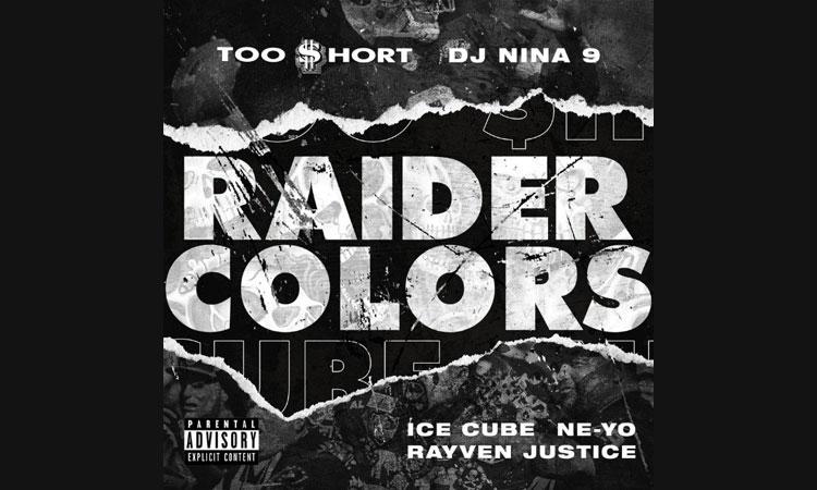 Ice Cube, NE-YO and Too $hort - Raiders Colors