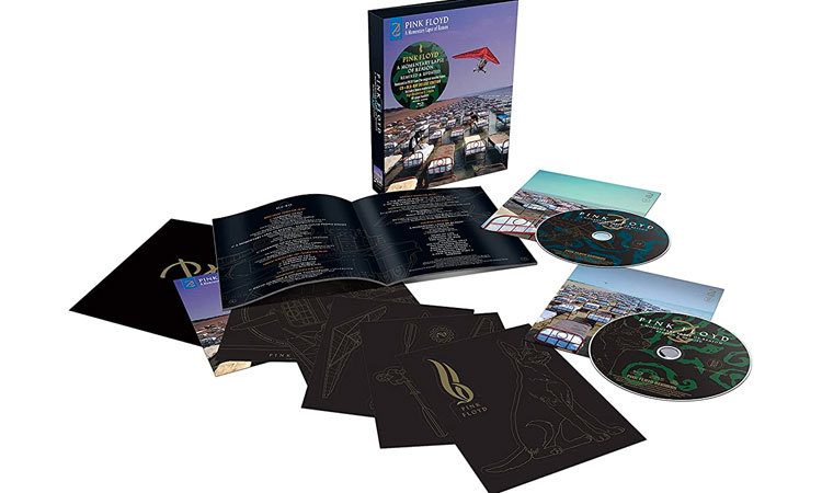 Pink Floyd - A Momentary Lapse Of Reason - Remixed & Updated