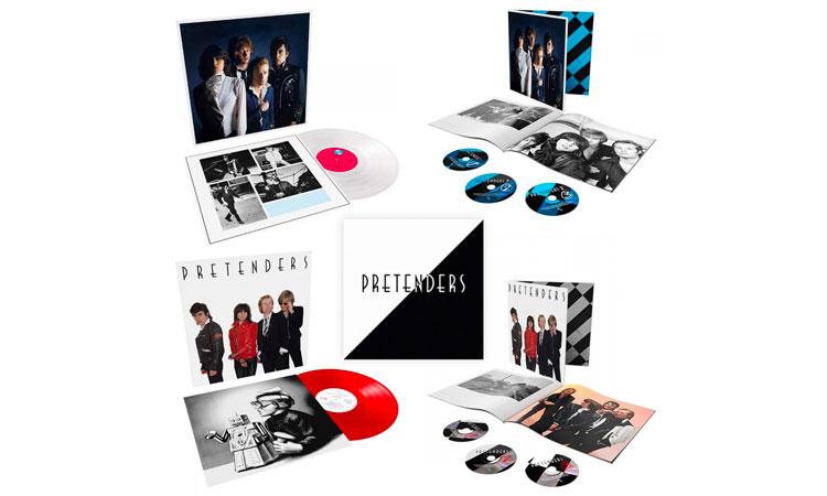 Pretenders Deluxe Editions