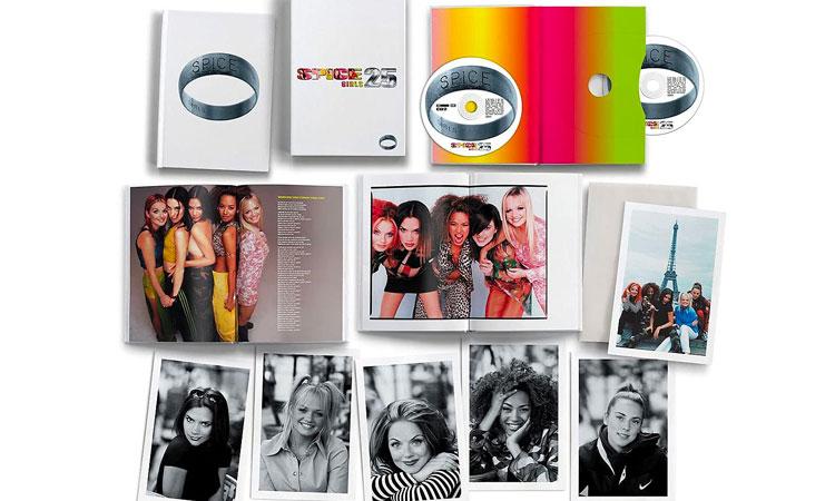 Spice Girls - Spice 25
