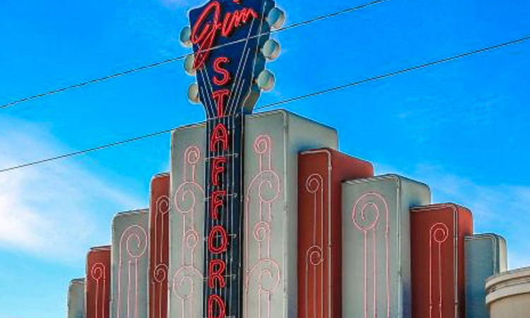 Jim Stafford Theatre