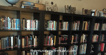 The Musings of Mum - How To Manage The Homeschool Clutter Chaos