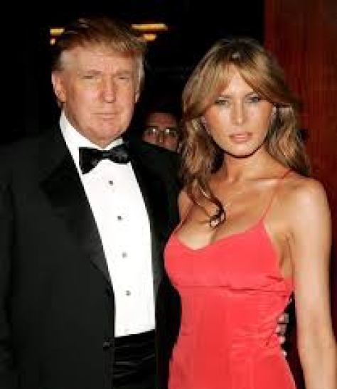 The Donald wife