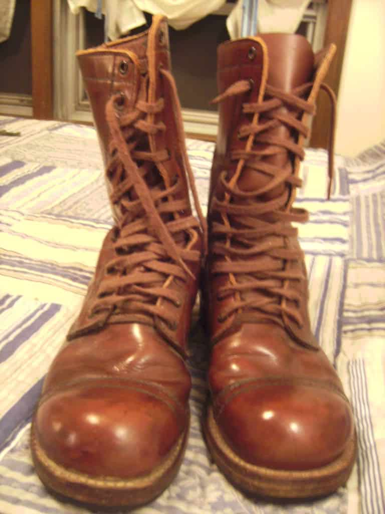 Adaptability Breaking In Corcoran Jump Boots A