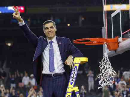 Jay Wright coach