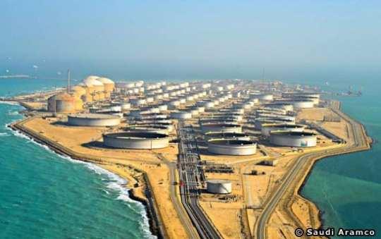 Saudi offshore oil